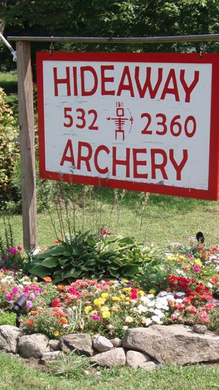 Hide Away Archery, South Dayton