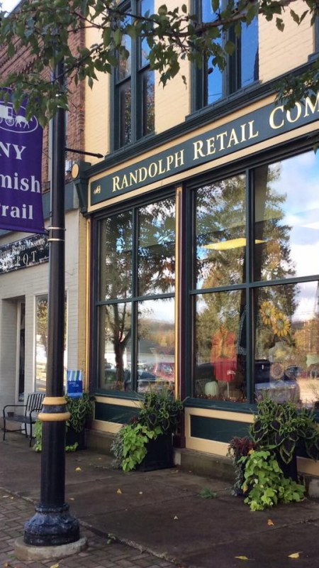 Randolph Retail Company, proud member of the NY Amish Trail