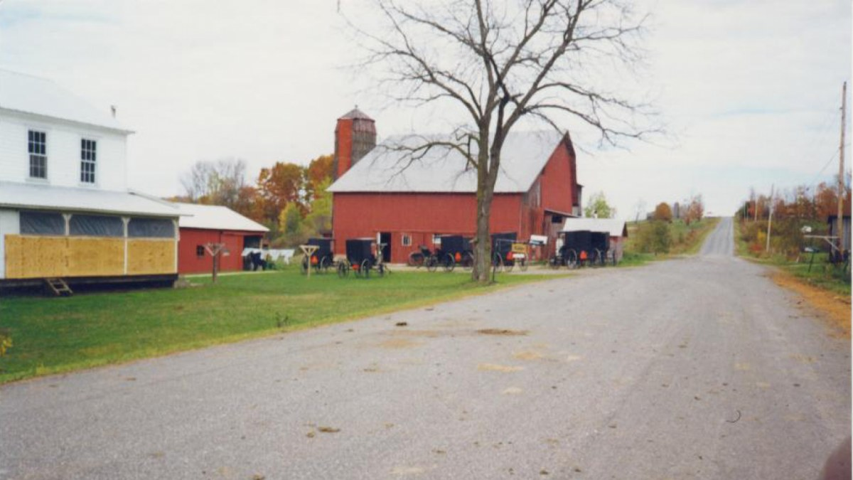 An Amish Shop in Conewango that offers repair services